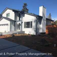 Rental info for 1541 San Andreas Road - 1541-A