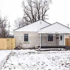 Rental info for 5807 Ralston Ave. in the Indianapolis area