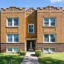 Rental info for 4354 W. Drummond Pl