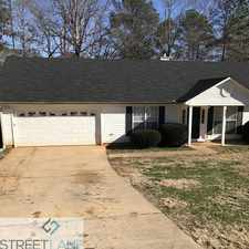 Rental info for 9178 South Sterling Lakes Drive, Covington, GA 30014