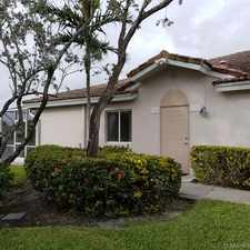 Rental info for 1860 SW 118 ave in the Miramar area