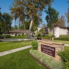 Rental info for Sycamore Park Apartments