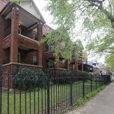 Rental info for 4459 North Campbell Avenue #1 in the Chicago area