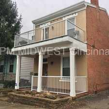 Rental info for Beautifully remodeled Covington apt with bamboo floors throughout! in the Cincinnati area