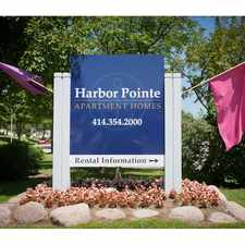Rental info for Harbor Pointe Apartment Homes