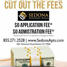 Rental info for Sedona Apartments