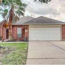 Rental info for Wonderful rental in Bear Creek South! in the Houston area