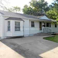 Rental info for 3 Bdrm Ranch Style Home In Holiday Hills Neighb... in the Kansas City area