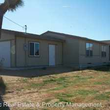 Rental info for 57709 Pueblo in the Yucca Valley area