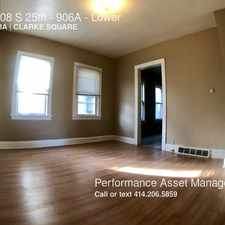 Rental info for 906-908 S 25th - 906A in the Clarke Square area