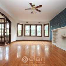 Rental info for 3308 W Palmer 2 in the Logan Square area