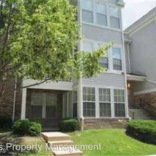 Rental info for 1309 Clover Valley Way Unit H in the 21040 area