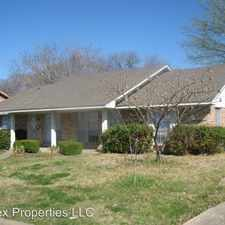 Rental info for 3308 A Stanford in the Greenville area