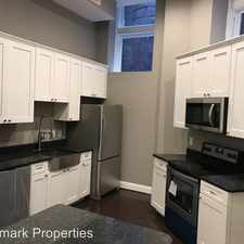 Rental info for 208-210 East Redwood Street in the Baltimore area