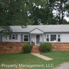 Rental info for 3806 Hunton Court