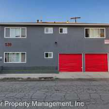 Rental info for 539 E. 11th St. in the Long Beach area