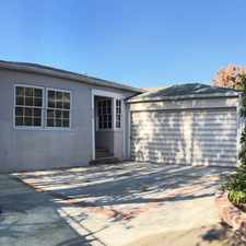 Rental info for 4234 Parva Avenue in the Los Angeles area