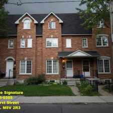 Rental info for 452 Saint Johns Road in the Runnymede-Bloor West Village area