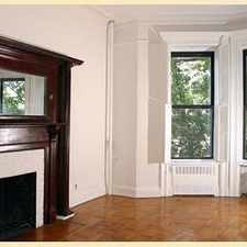 Rental info for W 80th St in the New York area