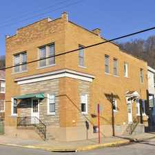 Rental info for 1102 Woodward Avenue in the Pittsburgh area