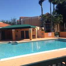 Rental info for 6292 Nw 186 St in the Country Club area