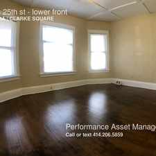 Rental info for 908 S 25th st in the Clarke Square area