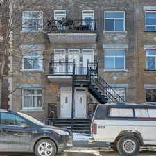 Rental info for Ave du Mont-Royal O & Rue Clark in the Ville-Marie area