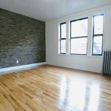 Rental info for W 184th St & Broadway in the New York area