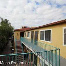 Rental info for 2424-2428.5 India Street in the San Diego area