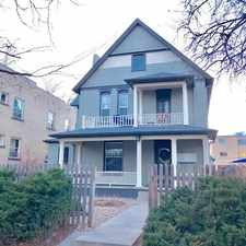 Rental info for 1725 Race St in the Denver area
