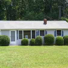 Rental info for House For Rent In Winston Salem. in the Winston-Salem area