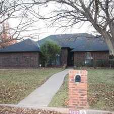 Rental info for Large 4/2/2 Home Great Location Ke. in the Oklahoma City area