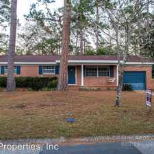 Rental info for 1513 Coombs Drive in the Tallahassee area
