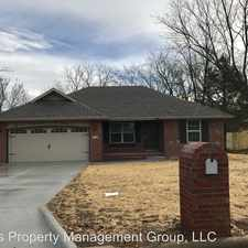 Rental info for 816 S Trail Point Court in the Nixa area