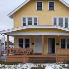 Rental info for 189 Dana Ave in the Columbus area
