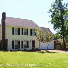 Rental info for 7331 Old Dominion in the Memphis area