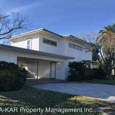 Rental info for 6073 Edgewater Dr in the Corpus Christi area