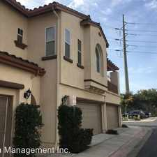 Rental info for 10655 Wexford St. UNIT 3 in the Miramar Ranch North area