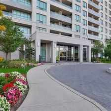 Rental info for 335 Rathburn Road West #111 in the Mississauga area