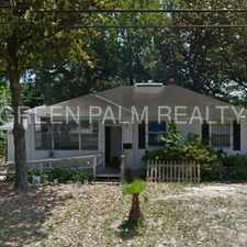Rental info for 830 Gardenia Lane in the Jacksonville area