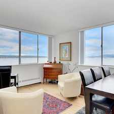 Rental info for 1750 Davie St in the West End area