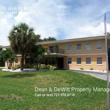 Rental info for 7401 5th Ave N #12 in the 33710 area