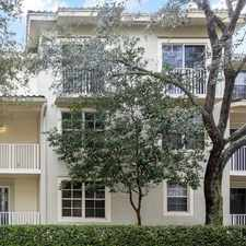 Rental info for 4739 Chancellor Drive #22 in the Jupiter area