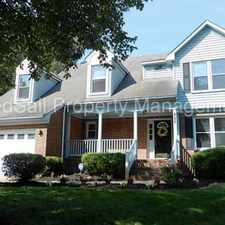 Rental info for STOP!! Beautiful home in sought after Riverwalk!!