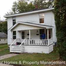 Rental info for 110 N. West Street in the Lansing area
