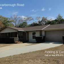 Rental info for 302 Scarborough Road in the Warner Robins area