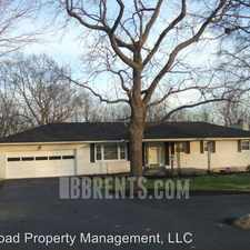 Rental info for 638 Britton Lane,