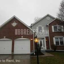 Rental info for 6332 Harvest Meadows Drive in the Huber Heights area