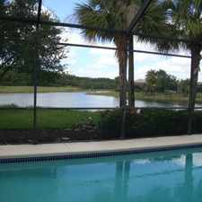 Rental info for For Rent By Owner In Miromar Lakes