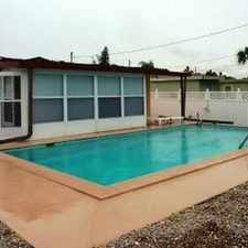 Rental info for For Rent By Owner In Naples in the Naples area
